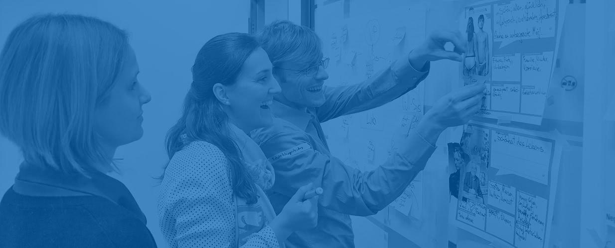 Workshops und Planspiele zu den Themen Veränderung und agile Arbeitsmethoden